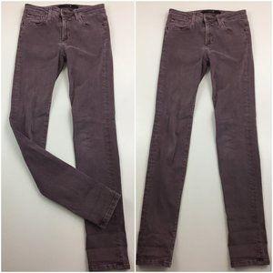 JOE'S Purple'ish THE SKINNY Slim Fit Jeans